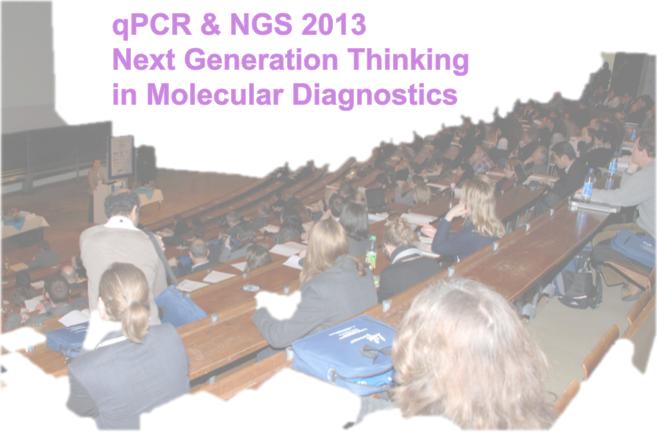 qPCR & NGS 2013 - Freising