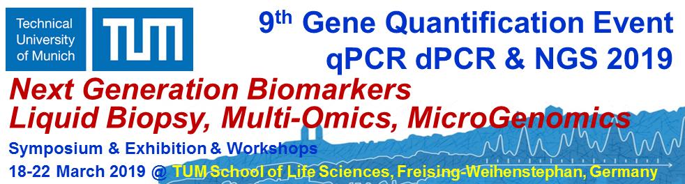 qPCR dPCR NGS 2019 - Freising