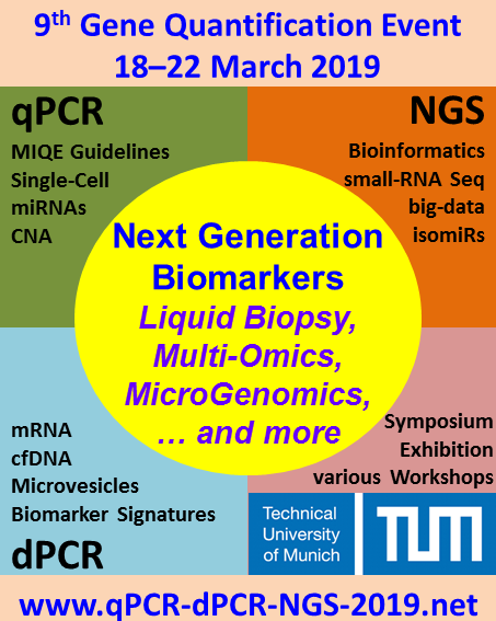 qPCR dPCR NGS 2019 - Freising