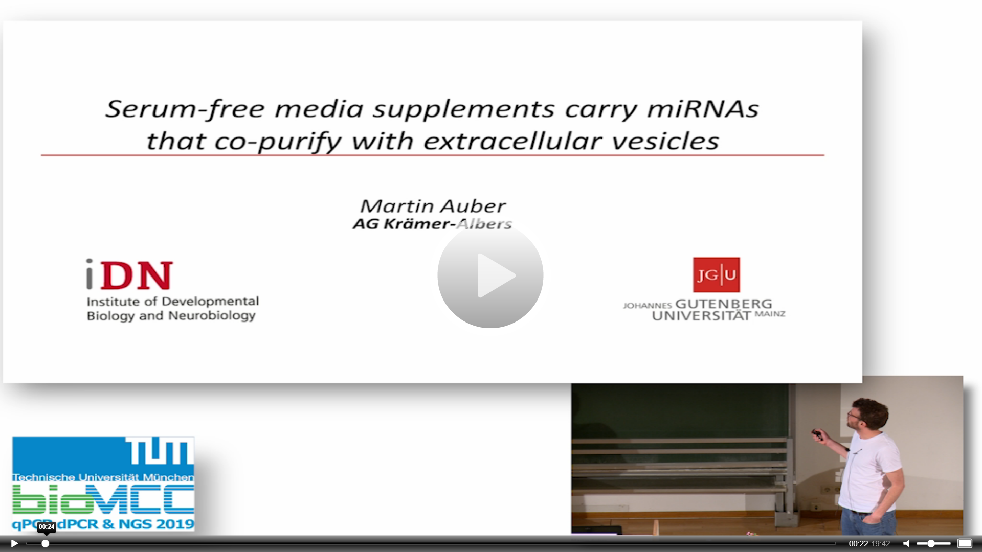 Serum-Free Media Supplements Carry miRNAs That Co-Purify With Extracellular Vesicles