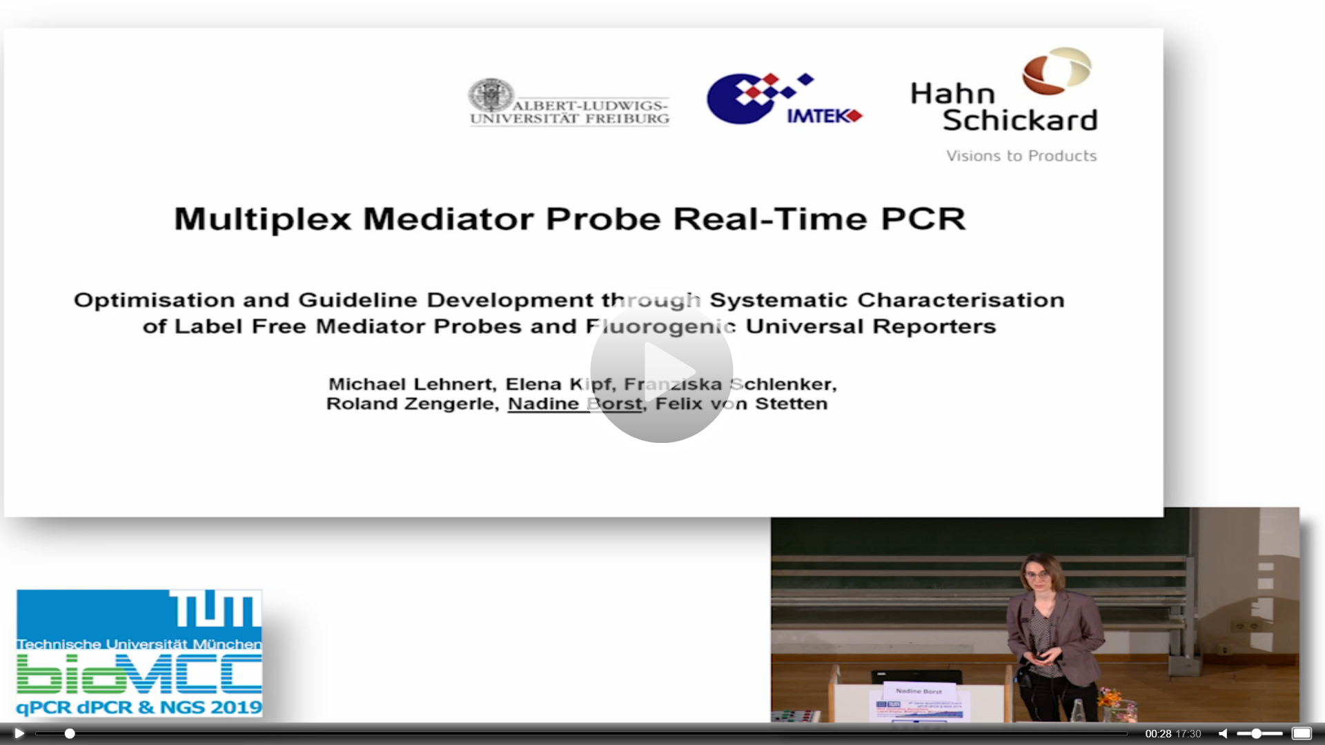 Multiplex Mediator Probe Real-Time PCR: Optimisation and Guideline Development through Systematic Characterisation of Label Free Mediator Probes and Fluorogenic Universal Reporters