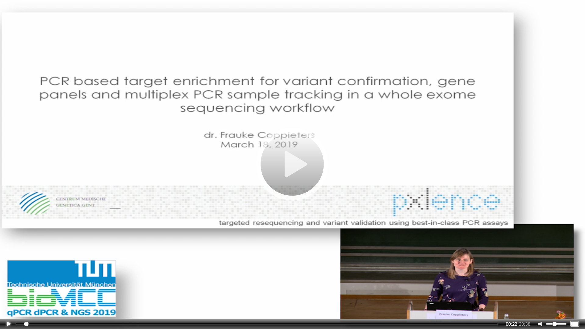 PCR Based Target Enrichment For Variant Confirmation, Gene Panels And Multiplex PCR Sample Tracking In A Whole Exome Sequencing Workflow