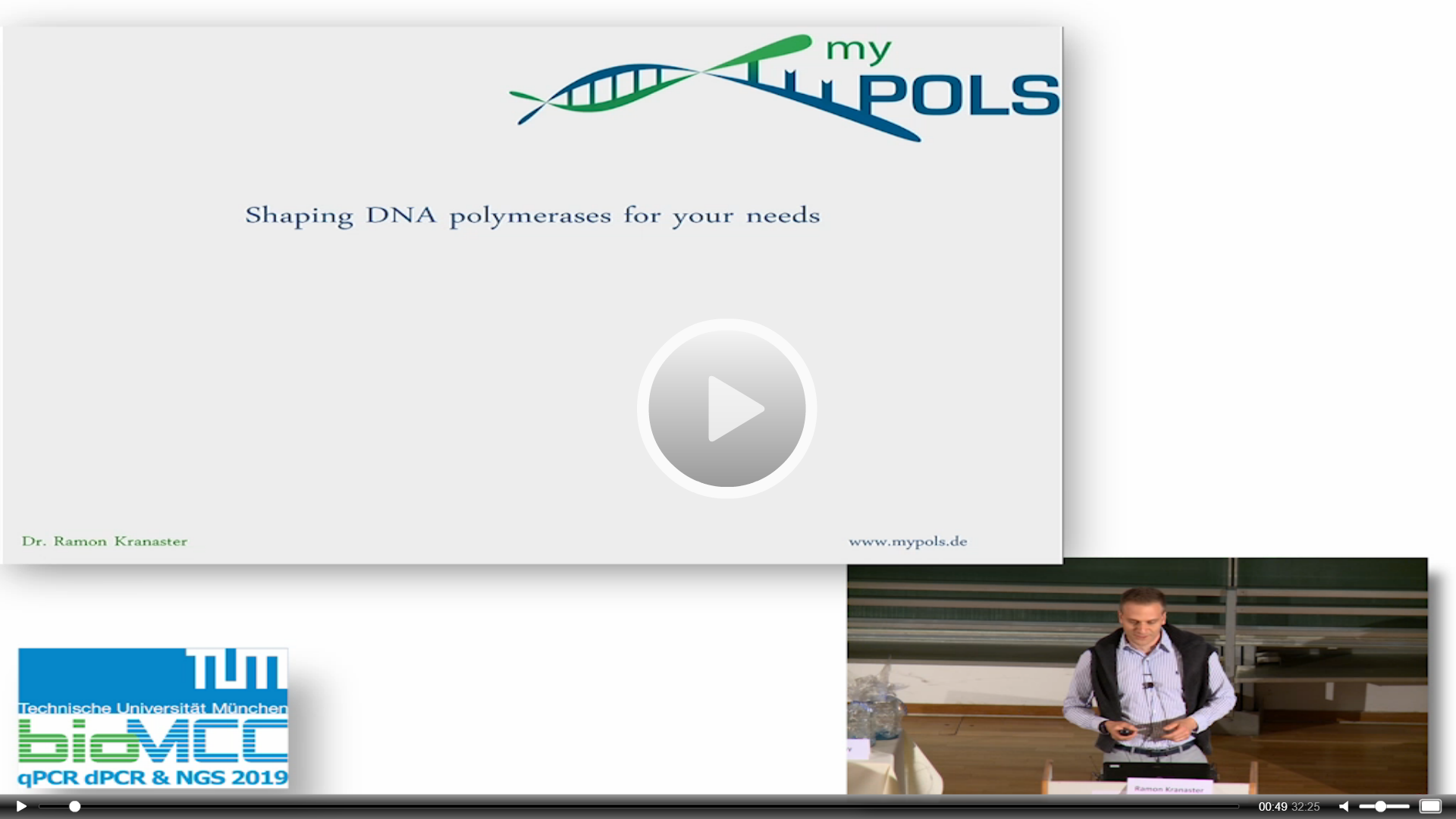 MyPOLS Biotec: Shaping DNA Polymerases For Your Needs