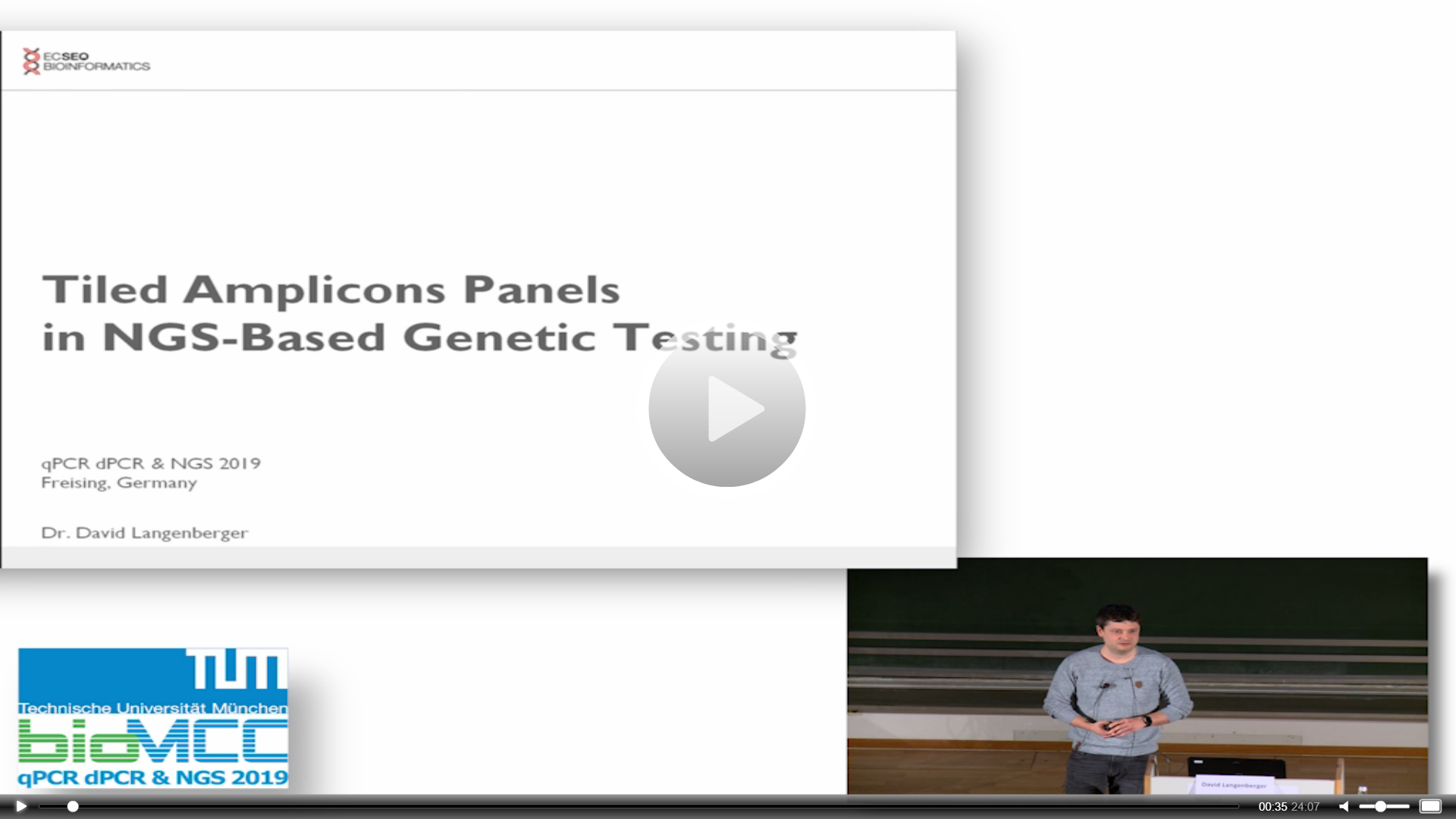 Tiled Amplicons Panels in NGS-Based Genetic Testing