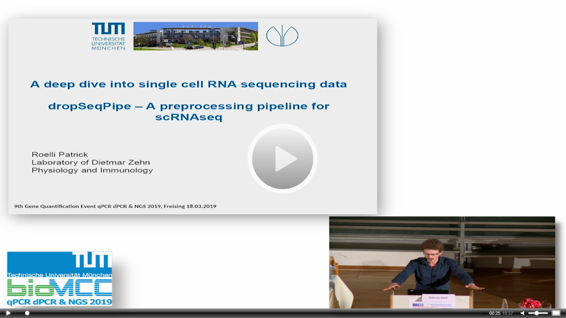 A Deep Dive Into Single Cell RNA Sequencing Data