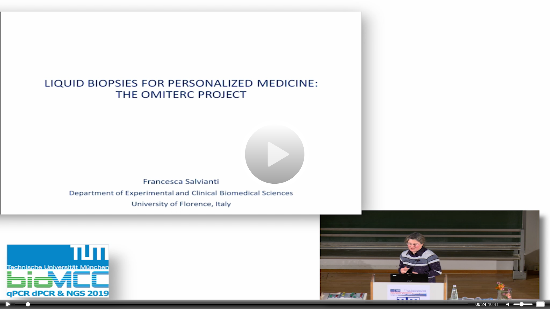 Liquid Biopsies For Personalized Medicine: The Omiterc Project