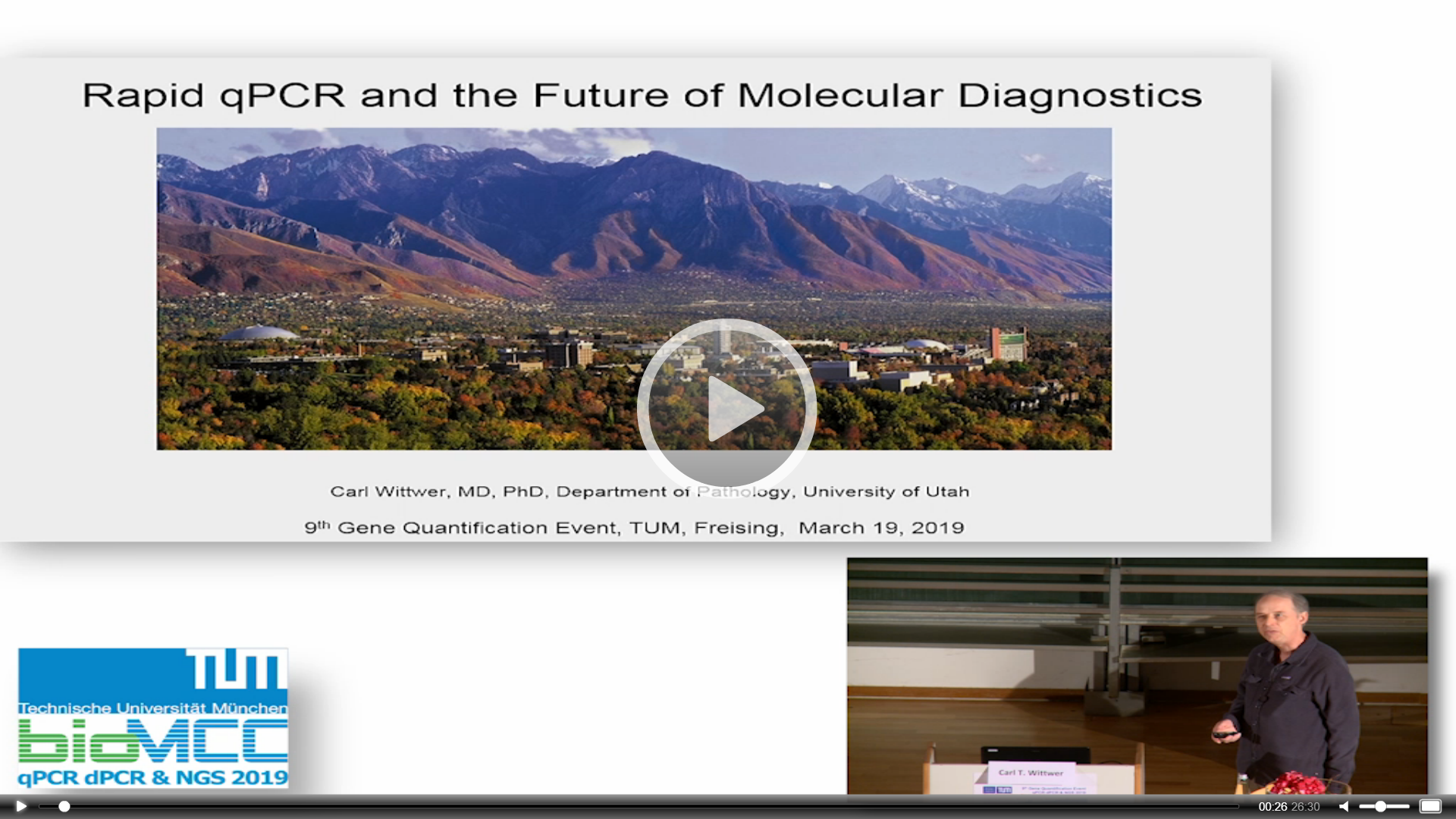 Rapid qPCR and the Future of Molecular Diagnostics